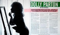 Interview magazine, Dolly Parton