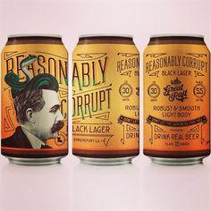 Beer can designs