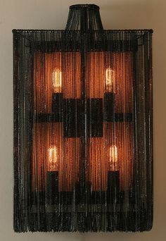Check out the deal on Victoria in Chain Sconce at Eco First Art