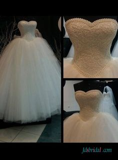 Vintage fairytale princess basque ball gown wedding dress