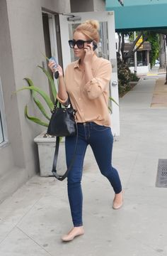 O estilo da... Lauren Conrad - Claudia BartelleClaudia Bartelle