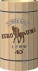「くろうまセレクト」40度 / 神楽酒造株式会社(宮崎県西臼杵郡)