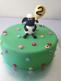 shaun sheep cake - Google Search