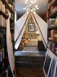 I want a teepee in my room!