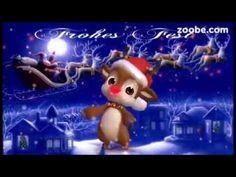 Frohes FestIch schicke dir Weihnachtssterne⭐WeihnachtenMerry Christmas, Rudolf das Rentier - YouTube