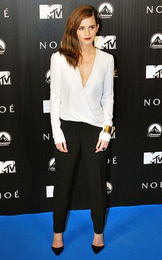 10 Best Dressed — Emma Watson — Vogue.com