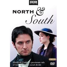 North & South - Can't get enough of these BBC mini-series. Mr. Thornton was also quite dreamy.