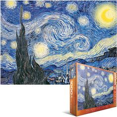 EUROGRAPHICS-1000 Piece Jigsaw Puzzle. Amazing graphics and images make these puzzles true works-of-art. With pictures ranging from classical artwork and nature scenes to more contemporary and casual designs there is sure to be a puzzle for everyone! This package contains one puzzle with 1000 pieces. Available in a variety of designs: each sold separately. Finished dimensions: 26-5/8x19-1/4 inches. WARNING-CHOKING HAZARD-Small parts. Not for children under 3 years. Non-toxic. Made in USA.