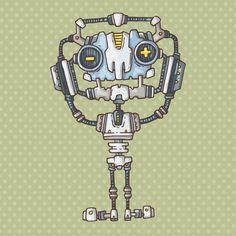more robots PROJECT BY Andrew Derr Minsk, Belarus