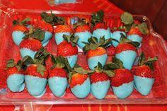 Chocolate covered strawberries #disneyside
