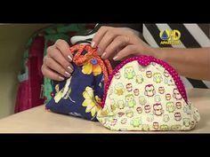 Nesse vídeo Márcia Roberta ensina a fazer a bolsinha da vovó no programa Vida com Arte da TV Aparecida. O programa foi ao ar no dia 6 de novembro.