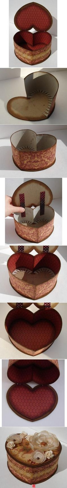 DIY Heart container