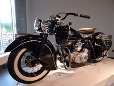 After World War II, the only Indian model in production was the Chief. Dupont became interested in selling off Indian, so there was no advantage in taking additional risks continuing to build anything but the most popular models. The advantage that Indian had over Harley Davidson was the rear sprung frame and the skirted fenders. Indian riders were divided over the fenders, either loving or hating them.