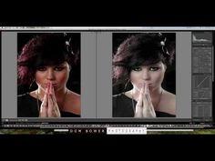 Portrait Photo Editing Adobe lightroom