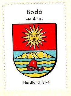 Bodö, Nordland fylke (Bodø, Nordland, Norway).