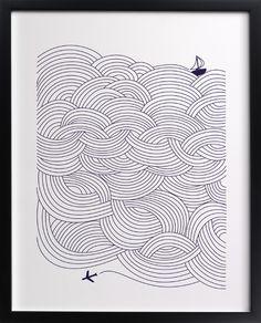 Fun piece - Field of Waves