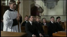 Me in BBC Father Brown