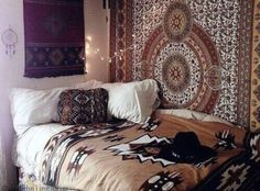 home accessory blanket native american tribal pattern hat college dorm room boehmian bedding boho bohemian hippie indie hipster aztec tribal pattern quilt bedding pillow tapestry