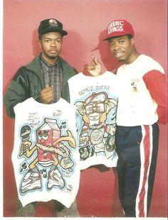 Mighty Shirt Kings, pioneers of Hip-Hop fashion