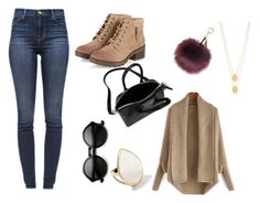 """Untitled #60"" by breonahqwer on Polyvore featuring J Brand, Ippolita, Givenchy and Jennifer Zeuner"