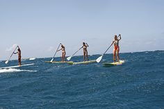 sup group Laird Hamilton on the Future of Stand Up Paddle Surfing: Looking ...