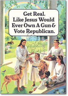 Hilarious. No way religious but this has cracked me up!