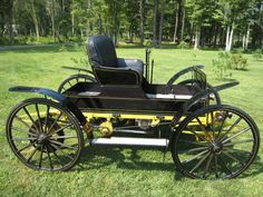1909 Sears Model J Runabout