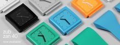 Nooka Zub Zan 40 Wrist Watch |Gadgetsin
