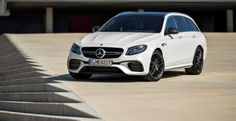 The 2018 Mercedes-AMG E63 S Is the Station Wagon You Dream about Owning