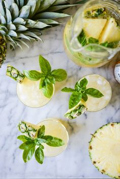 Nothing says Summertime with friends quite like a big pitcher of a refreshing Pineapple Sangria! It's Friday before a long weekend and I thought the best send-off gift I can give you is a new pitcher cocktail recipe! In the spirit of embracing all things Summer fruit related, I turned to the sweet, tropical pineapple. …