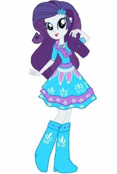 mlp rarity dress up | Equestria Girls Dresses Equestria girls rarity in