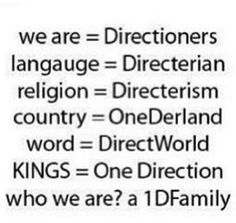 ♥One direction world ♥