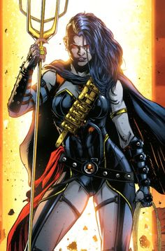"""""""This universe will die. The Anti-God will be reborn! All because of Darkseid's daughter."""" Grail - Jason Fabok"""