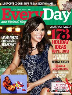 Everyday with Rachael Ray - December 2012: Squirrel Nut Bowl