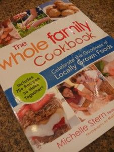Enjoy cooking with your kids ! The Whole Family Cookbook