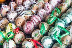 kraslice, barvení vajec, barvení vajec voskem, malovaná vajíčka, velikonoce, velikonoční dekorace, easter, easter eggs Easter Eggs