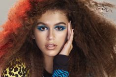Kaia Gerber stars in Marc Jacobs 2016 Beauty campaign