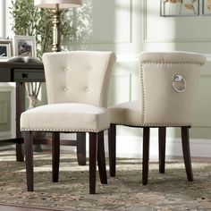 Found it at Wayfair - Goulding Side Chair