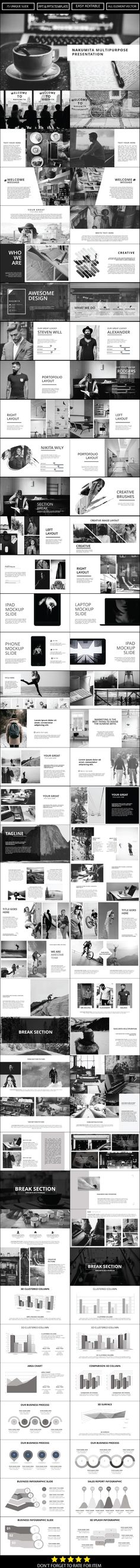 Nakumita Multipurpose Template (How To Get Him To Propose Signs) Business Presentation, Presentation Design, Presentation Templates, Presentation Slides, Web Design, Layout Design, Graphic Design, Template Power Point, Multimedia