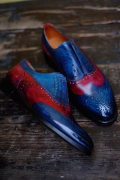 Patina by Dandy Shoe Care. Pezzo unico for Mr.W.R.