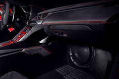 Lamborghini Veneno Roadster Subwoofer