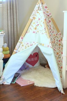 Happily Ever Parker: The Perfect Teepee