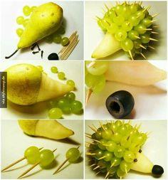 So macht Obst richtig viel Spaß!