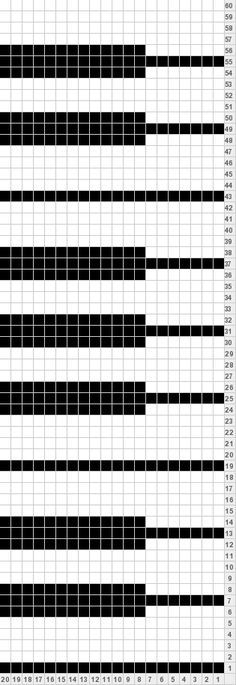 I think that this would make a great bracelet for a music lover. Piano chart from Tricksy Knitter's shared charts featuring dozens of user-generated designs. Wouldn't this make a great scarf? Cross Stitch Music, Cross Stitch Bookmarks, Cross Stitch Charts, Cross Stitch Patterns, Knitting Charts, Knitting Patterns, Crochet Patterns, Crochet Chart, Filet Crochet