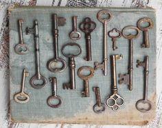 decorando com chaves