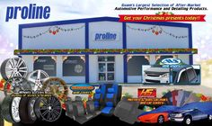 Proline | Guam's Largest Selection of After-Market - Automotive Performance and Detailing Products.