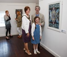 Belfast based artist Kevin Hamilton opened his striking exhibition Kaleidoscopic Views at the Conservatory Gallery in Clotworthy House on Tuesday 28 June.  http://whatsonni.com/news/?p=11912
