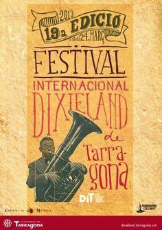 Festival Internacional Dixieland de Tarragona (març 2013)