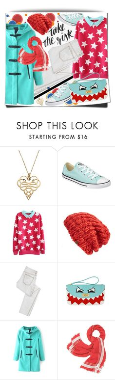 """""""Untitled #232"""" by ina-kis ❤ liked on Polyvore featuring Just Cavalli, Converse, Volcom, McQ by Alexander McQueen, Moschino Cheap & Chic, Tory Burch, women's clothing, women's fashion, women and female"""
