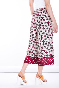 Prints  #manzetti #mymanzetti #vicolo #short #pants #cullotes #multicolor #fashion #woman #style Short, Midi Skirt, Shopping, Women, Style, Fashion, Swag, Moda, Midi Skirts